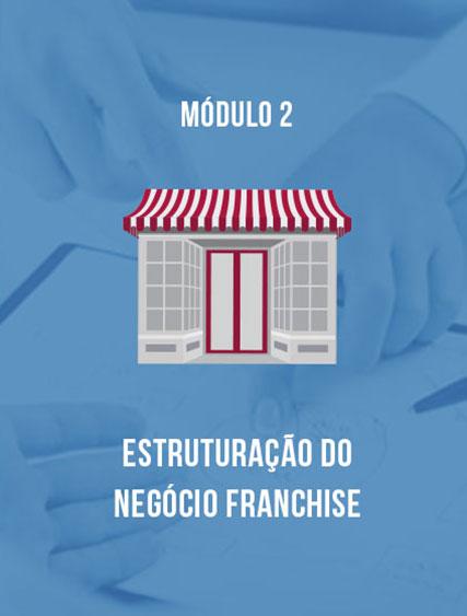 Módulo 2 – Estruturação do Negócio Franchise