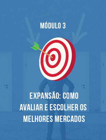 Módulo 3 – Expansão: Como Avaliar e Escolher os Melhores Mercados