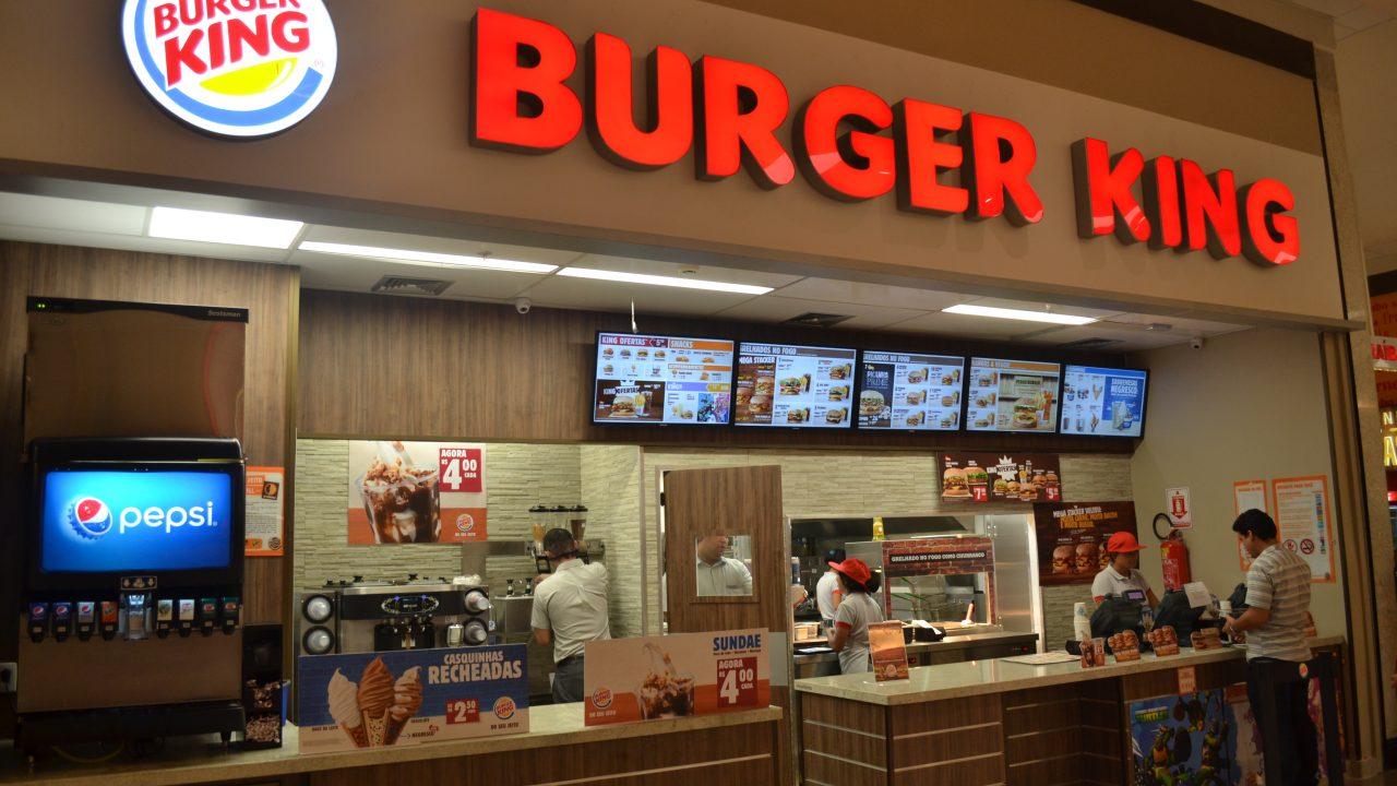 Burger King Brasil lança funcionalidade que evita filas com pagamento online