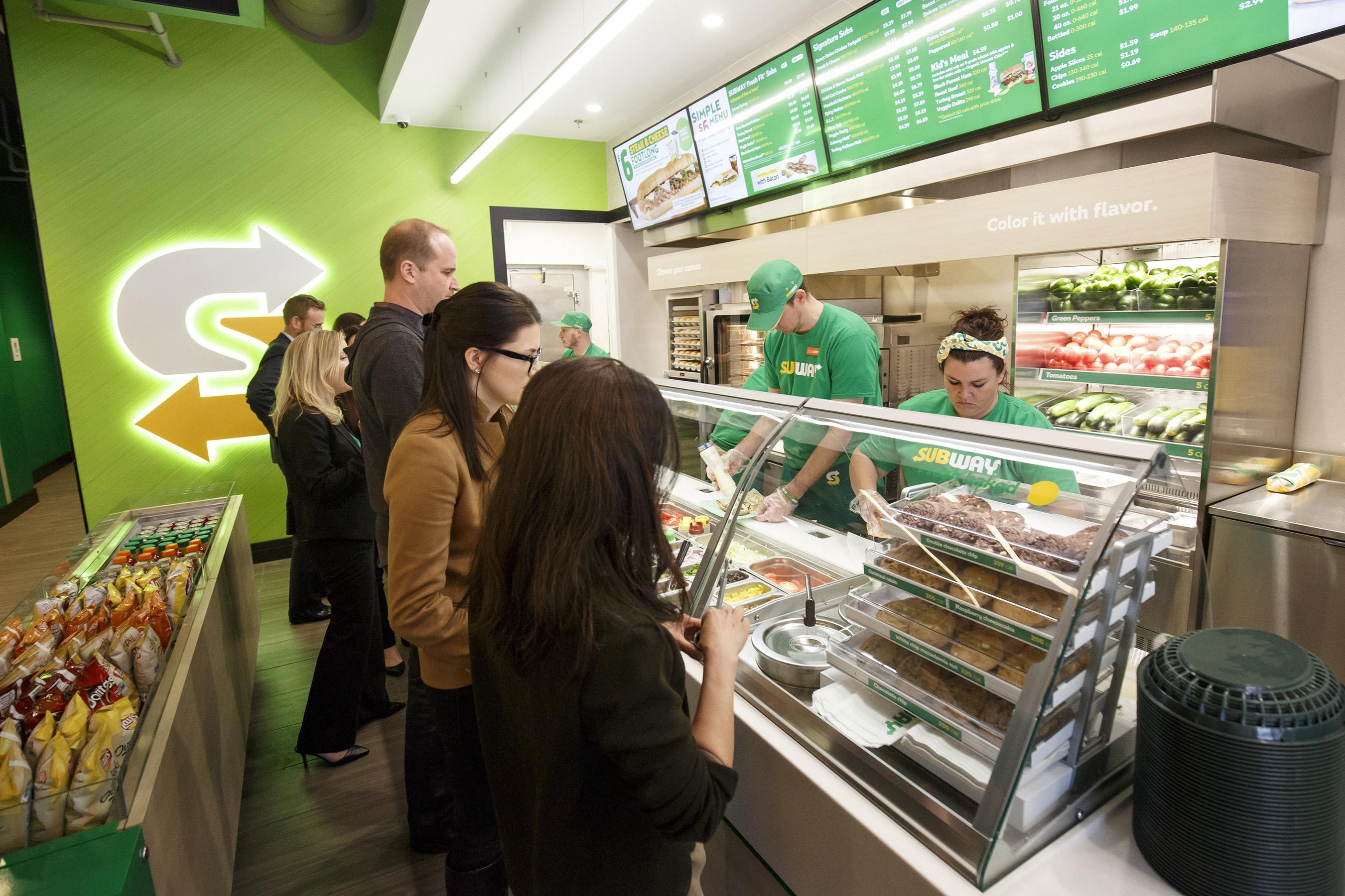 Subway®, a rede de alimentação que não teve medo de mudar